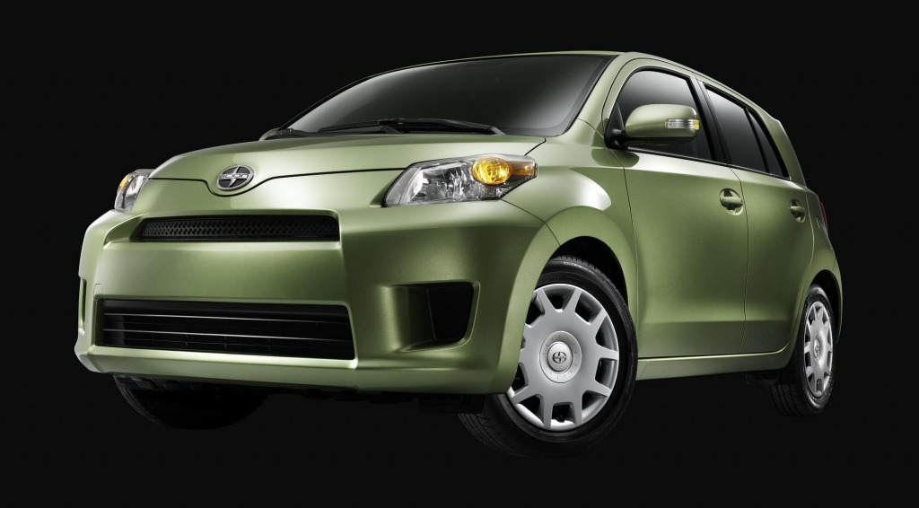 2023 Scion XD Drivetrain