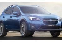 2023 Subaru Crosstrek Hybridand Interior