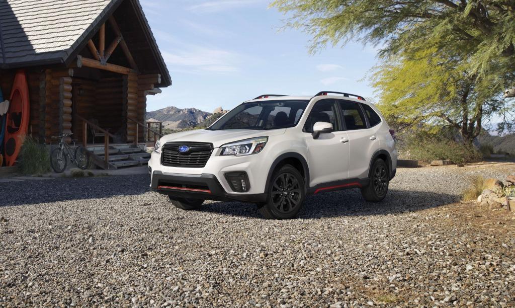 2023 Subaru Forester Redesign