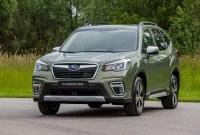 2023 Subaru Forester Release date