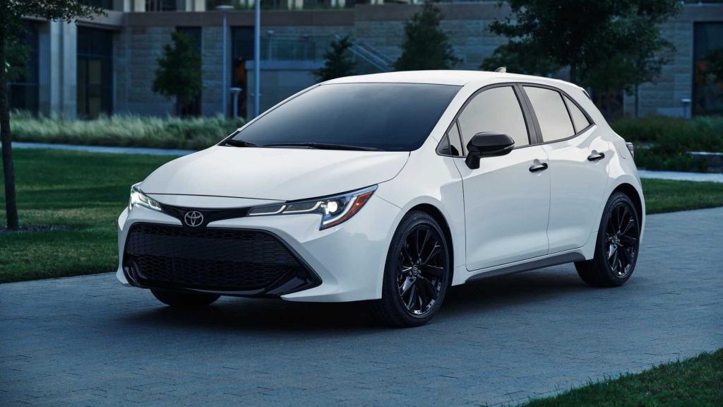 2023 Toyota Corolla Powertrain