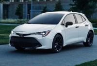 2021 Toyota Corolla Powertrain