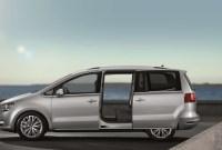 2023 Volkswagen Sharan Spy Shots