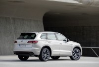 2023 Volkswagen Touareg Powertrain