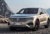 2023 Volkswagen Touareg Redesign