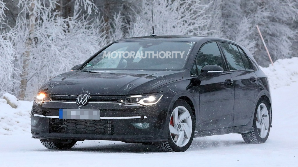 2023 VW Golf R USA Redesign
