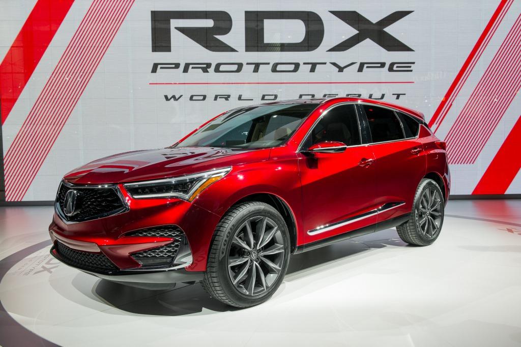 2021 Acura MDX Release Date