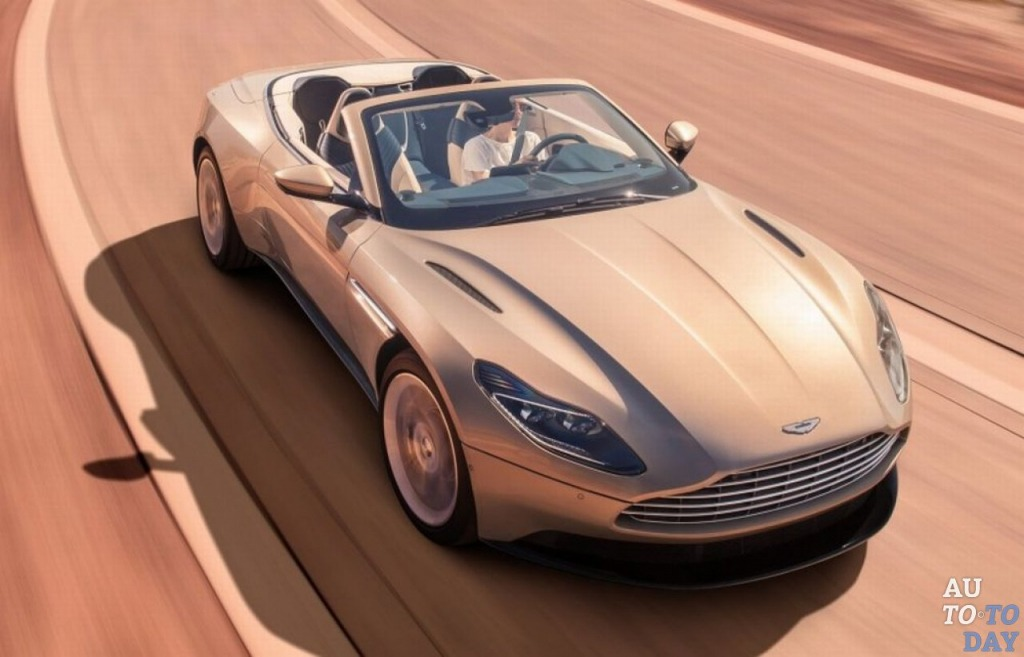 2023 Aston Martin DB9 Specs