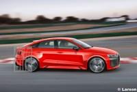 2023 Audi TT Drivetrain