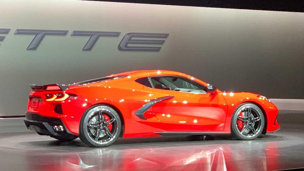 2023 Corvette ZR1 Specs