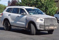 2023 Ford Everest Redesign