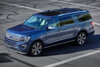 2023 Ford Expedition Spy Shots