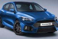 2023 Ford Focus RS Spy Photos