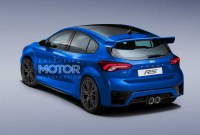 2023 Ford Focus RS Wallpapers