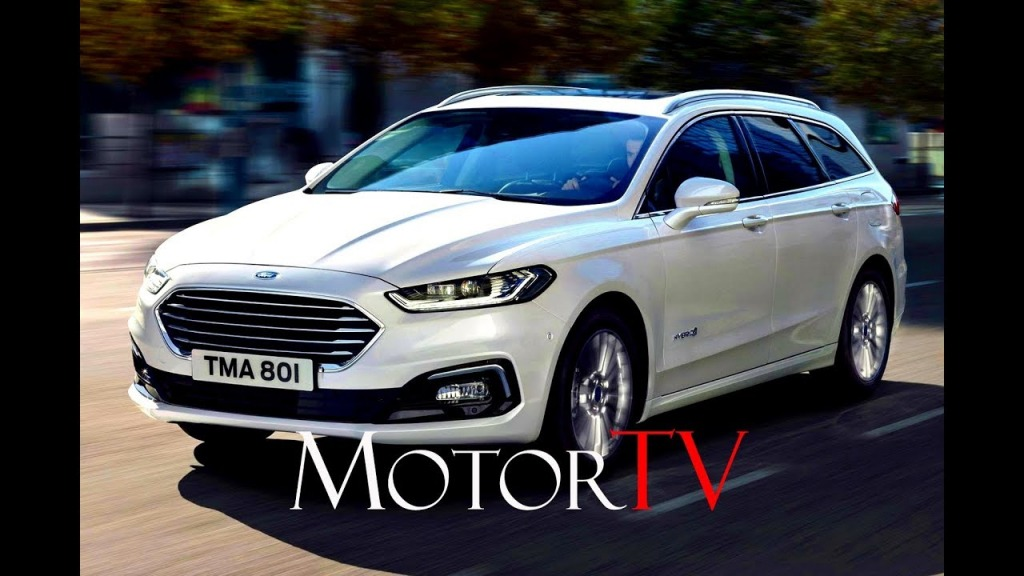 2023 Ford Mondeo Drivetrain