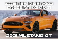 2023 Ford Mustang Powertrain