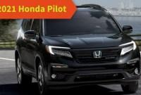 2023 Honda Pilot Spy Photos Release date