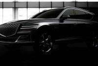2023 Hyundai Genesis Spy Photos