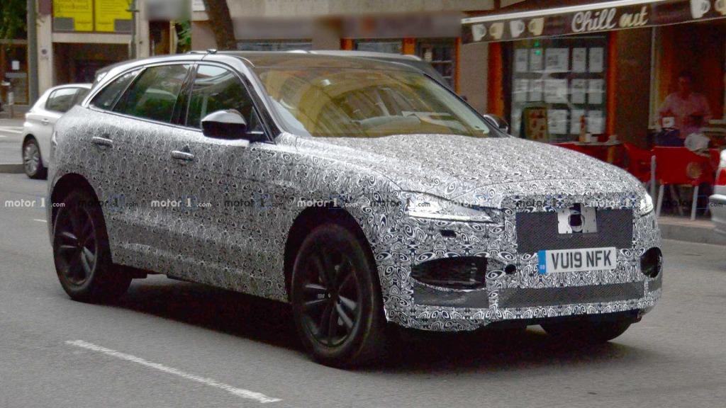 2023 Jaguar Suv Specs