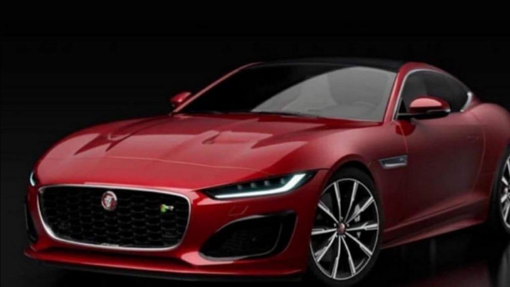 2023 Jaguar XJ Interior