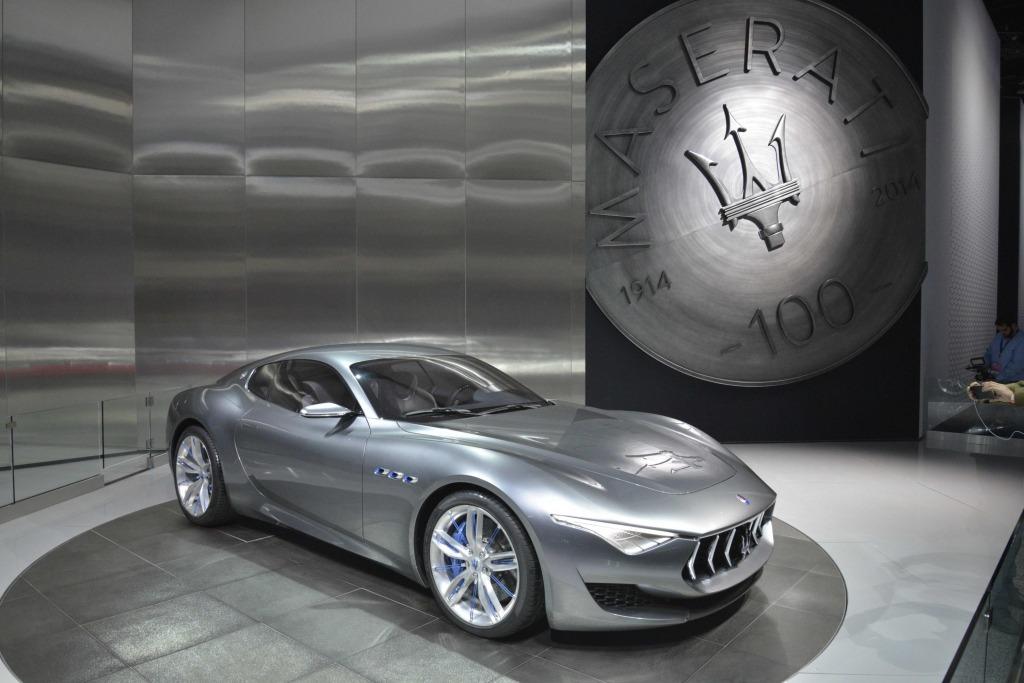 2023 Maserati Quattroportes Images
