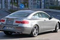 2023 MercedesBenz EClass Spy Shots