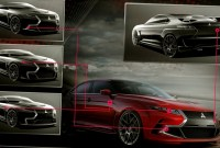 2023 Mitsubishi EVO XI Wallpapers