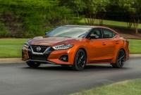 2023 Nissan Maximas Drivetrain