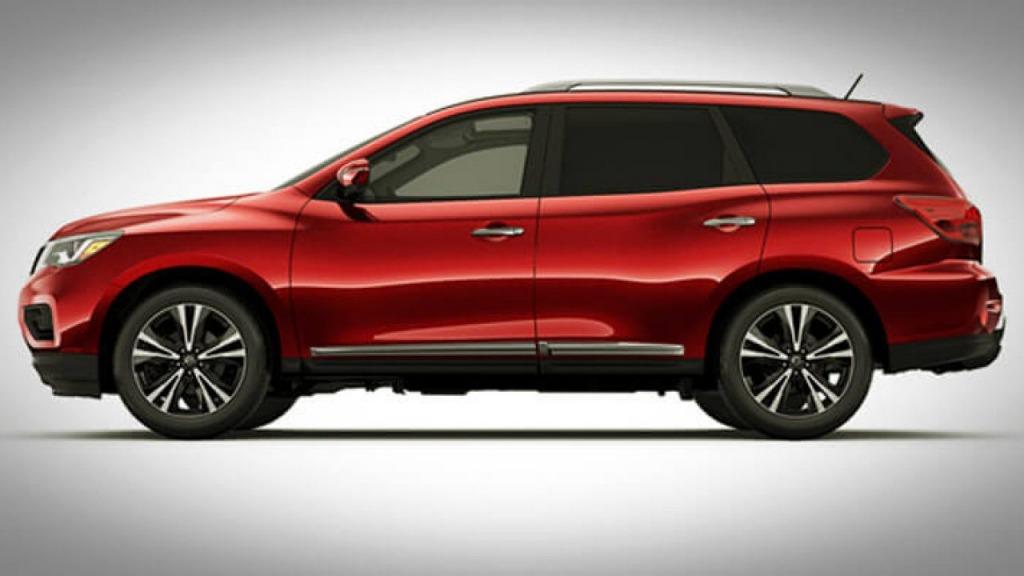 2023 Nissan Pathfinder Powertrain