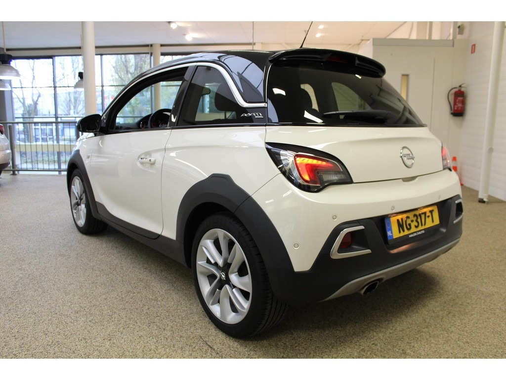 2023 Opel Adam Rocks Specs