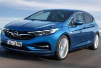2023 Opel Astra Interior
