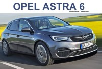 2023 Opel Astra Wallpapers