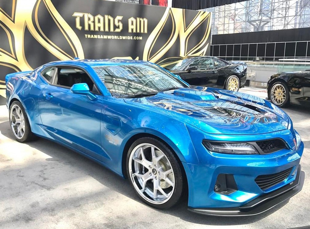 2023 Pontiac GTO Exterior