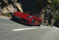 2023 Porsche Boxster s Wallpaper