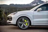 2023 Porsche Cayenne Drivetrain