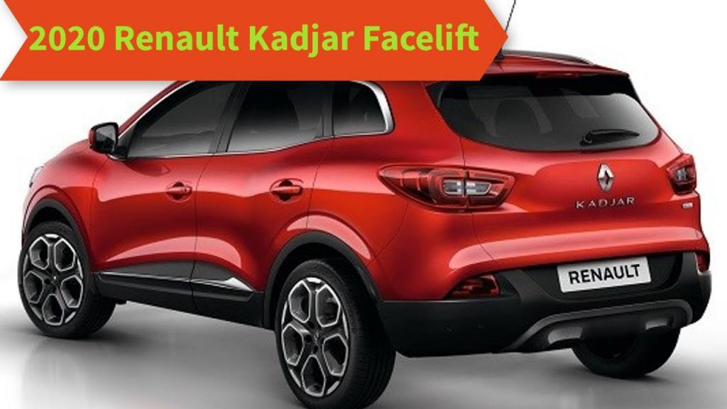 2023 Renault Kadjar Spy Photos