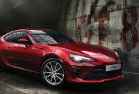 2021 Scion FRS Spy Shots