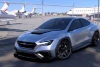 2023 Subaru WRX STI Specs