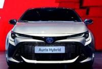 2023 Toyota Auris Redesign