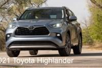 2023 Toyota Highlander Powertrain