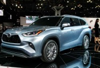 2023 Toyota Highlander Wallpapers