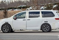 2023 Toyota Sienna Powertrain