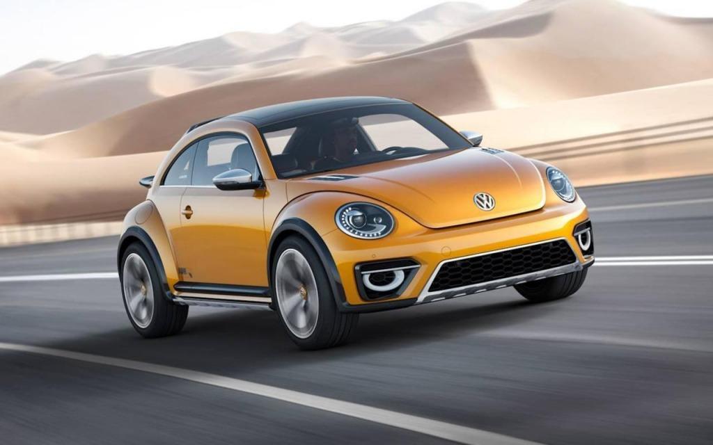 2023 Volkswagen Beetle Dune Release Date