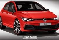 2023 Volkswagen Golf GTD Concept