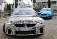 2023 BMW M5 Spy Photos