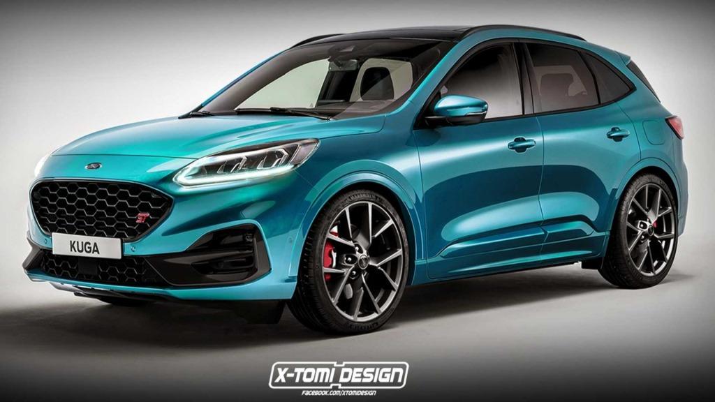 2023 Ford Escape Release Date