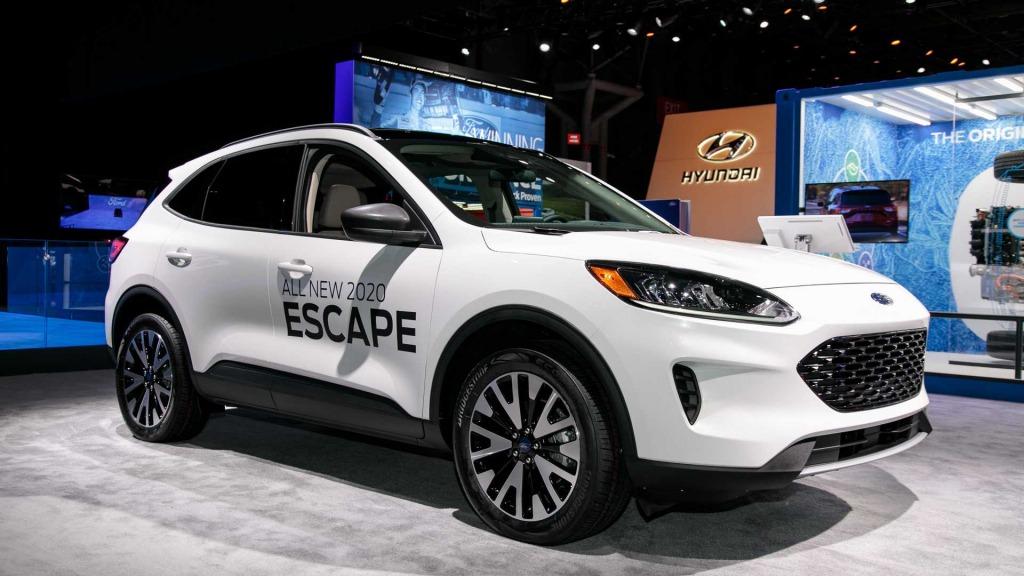 2023 Ford Escape Spy Photos
