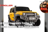 2023 Ford Troller T4 Pictures