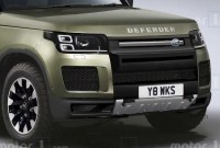 2023 Land Rover LR4 Redesign