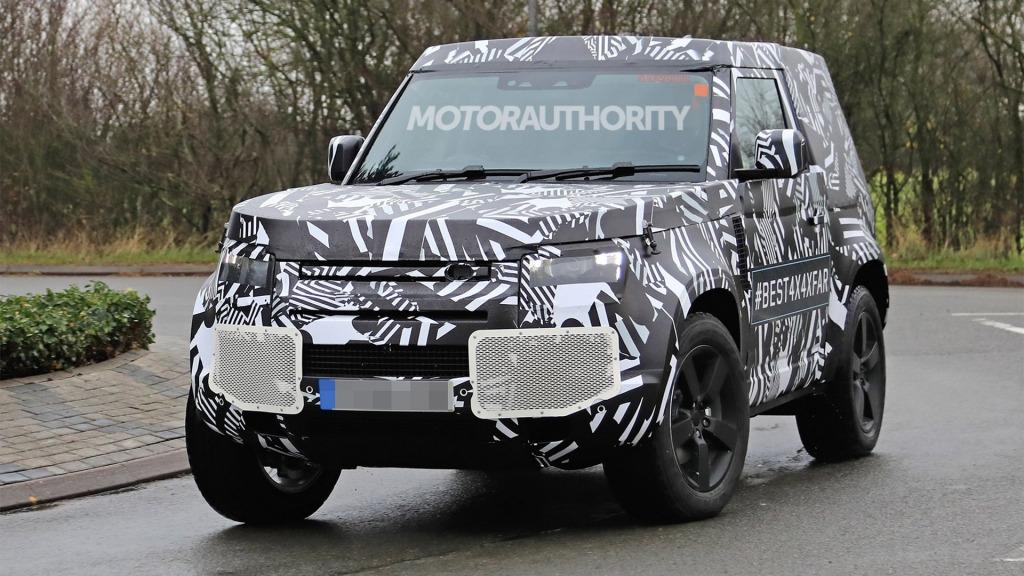 2023 Land Rover LR4 Wallpaper